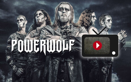 Den nye Powerwolf video!