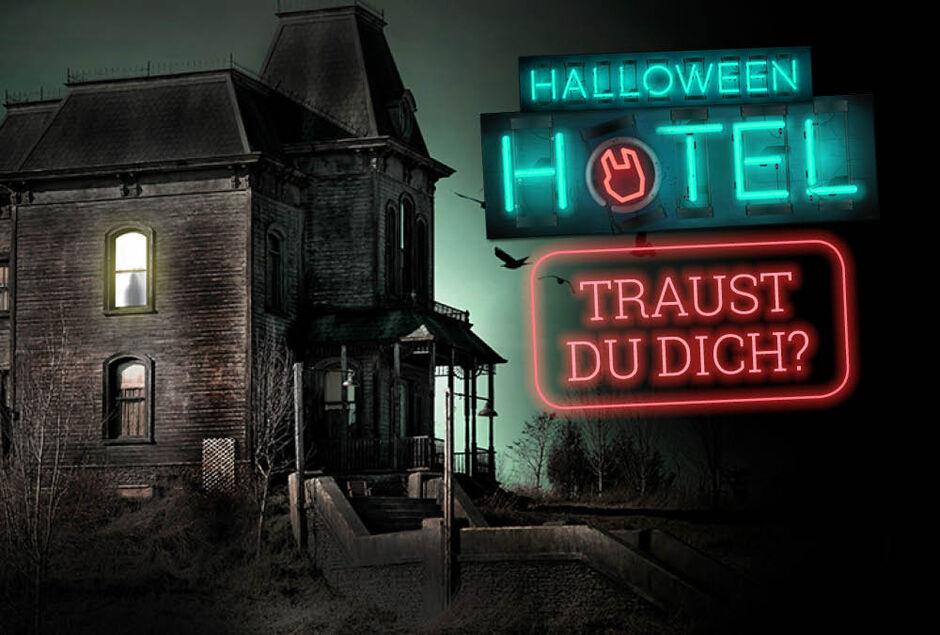 Velkommen til EMP Halloween Hotel!