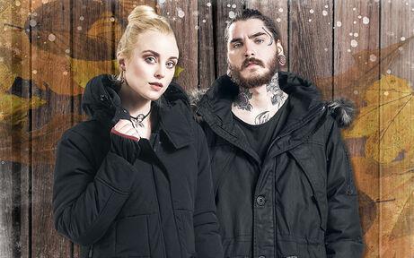 Se vores jakker og frakker!