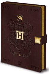 Quidditch - Premium Notesbog