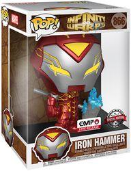 Infinity Warps - Iron Hammer (Pop! Jumbo) Vinyl Figure 866