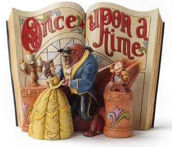 Love Endures (Storybook Beauty & The Beast Figur)