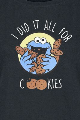 Cookie Monster - Did It All For Cookies