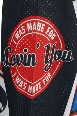 I Was Made For Lovin' You Hockey Trikot