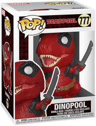 30-års jubilæum - Dinopool Vinyl Figur 777