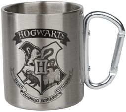 Hogwarts - krus med karabiner