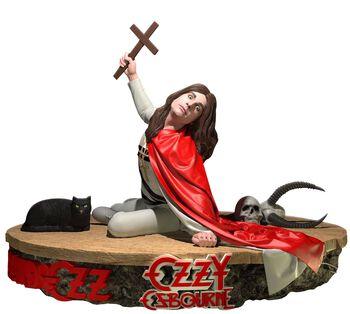 Ozzy Rock Iconz Statue
