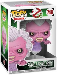 Scary Library Ghost Vinyl Figure 748