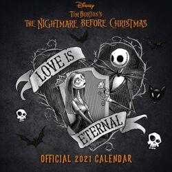 2021 Vægkalender