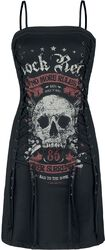 Rock Rebel Short Dress Lacing