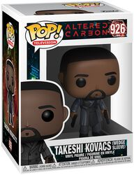 Takeshi Kovacs (Wedge Sleeve) Vinyl Figure 926