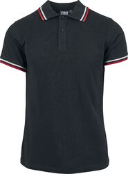 Double Stripe Poloshirt