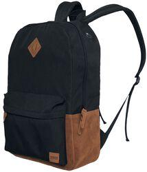 Backpack Leather Imitation