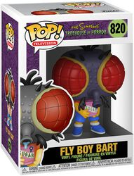 Treehouse Of Horror - Fly Boy Bart Vinyl Figure 820