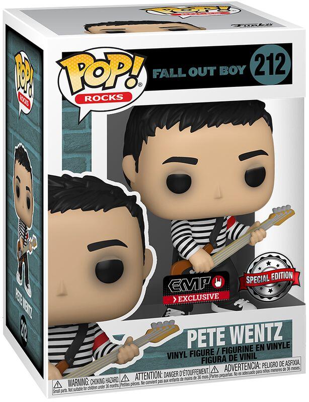Pete Wentz Vinyl Figur 212