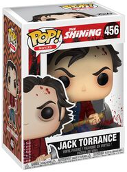 The Shining Jack Torrance (Chase mulig) Vinyl Figure 456