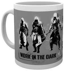 Work In The Dark