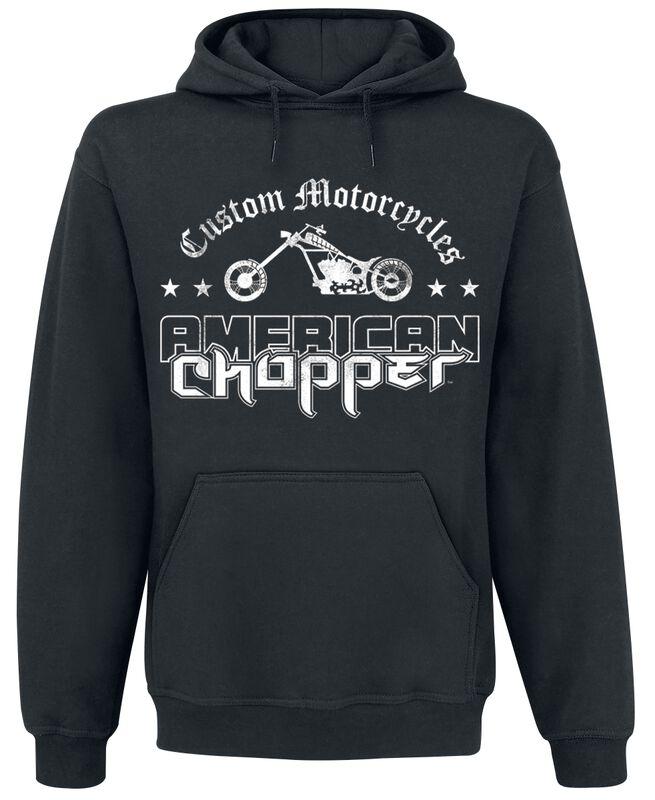 American Chopper Washed Logo