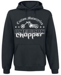 American Chopper Washed Logo