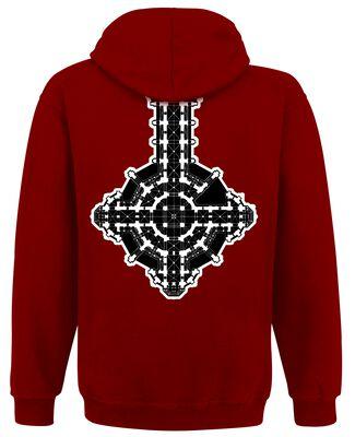 Grucifix Red Logo