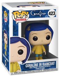 Coraline Coraline in Raincoat (Chase mulig) Vinyl Figure 423