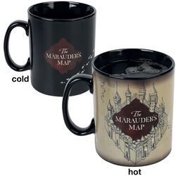 Marauder's map - Heat Change Mug