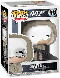 Safin from No Time To Die Vinyl Figure 1013
