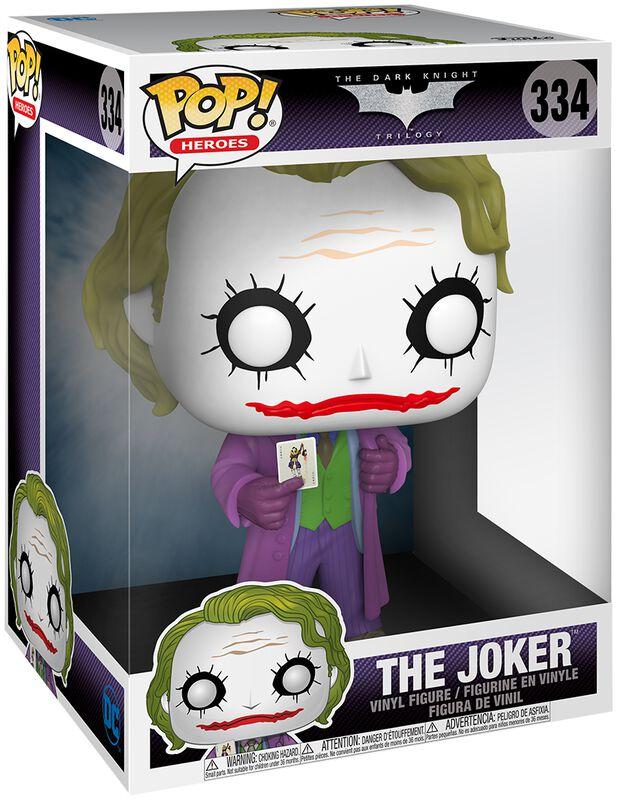 The Dark Knight - The Joker (Jumbo Pop!) Vinyl Figur 334