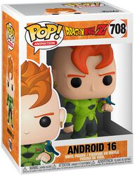 Z - Android 16 Vinyl Figure 708