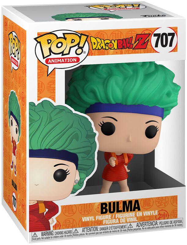 Z - Bulma Vinyl Figure 707