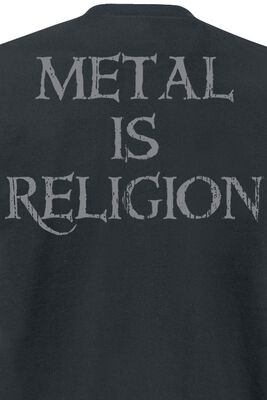 Crest - Metal Is Religion