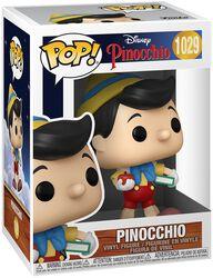 80-års Jubilæum - Pinocchio Vinyl Figur 1029