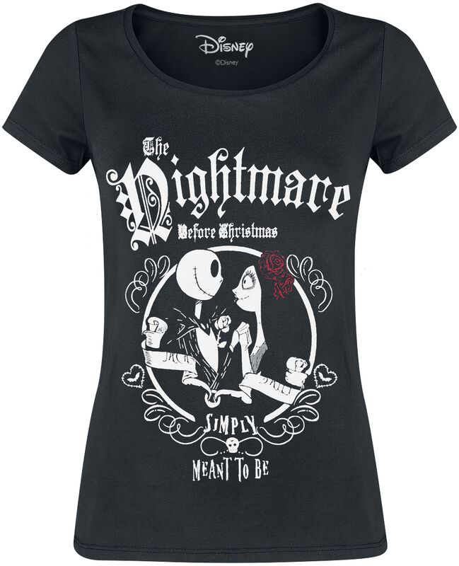 Jack Skellington & Sally - Simply Meant To Be