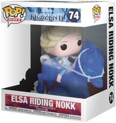 Elsa Riding Nokk (Pop Rides) Vinyl Figure 74