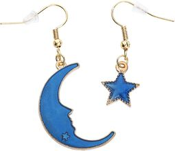 Little Moon and Star