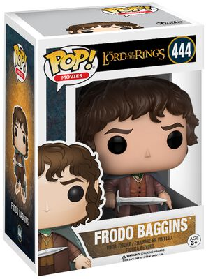Frodo Baggins (Chase mulig) Vinyl Figure 444
