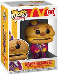 Mayor McCheese Vinyl Figure 88