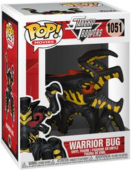 Starship Troopers Warrior Bug Vinyl Figure 1051