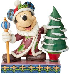 Mickey Mouse Father Christmas