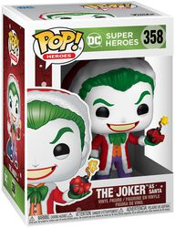 Joker As Santa (Holiday) Vinyl Figure 358
