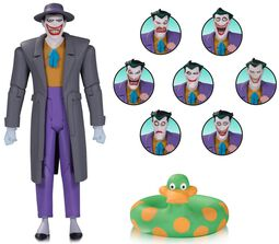 SDCC 2017 Batman The Animated Series Der Joker Expressions Pack