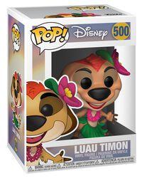 Luau Timon Vinyl Figure 500