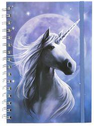 Unicorn Starlight - Notesbog