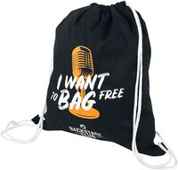 I Want To Bag Free - Gymnastiktaske