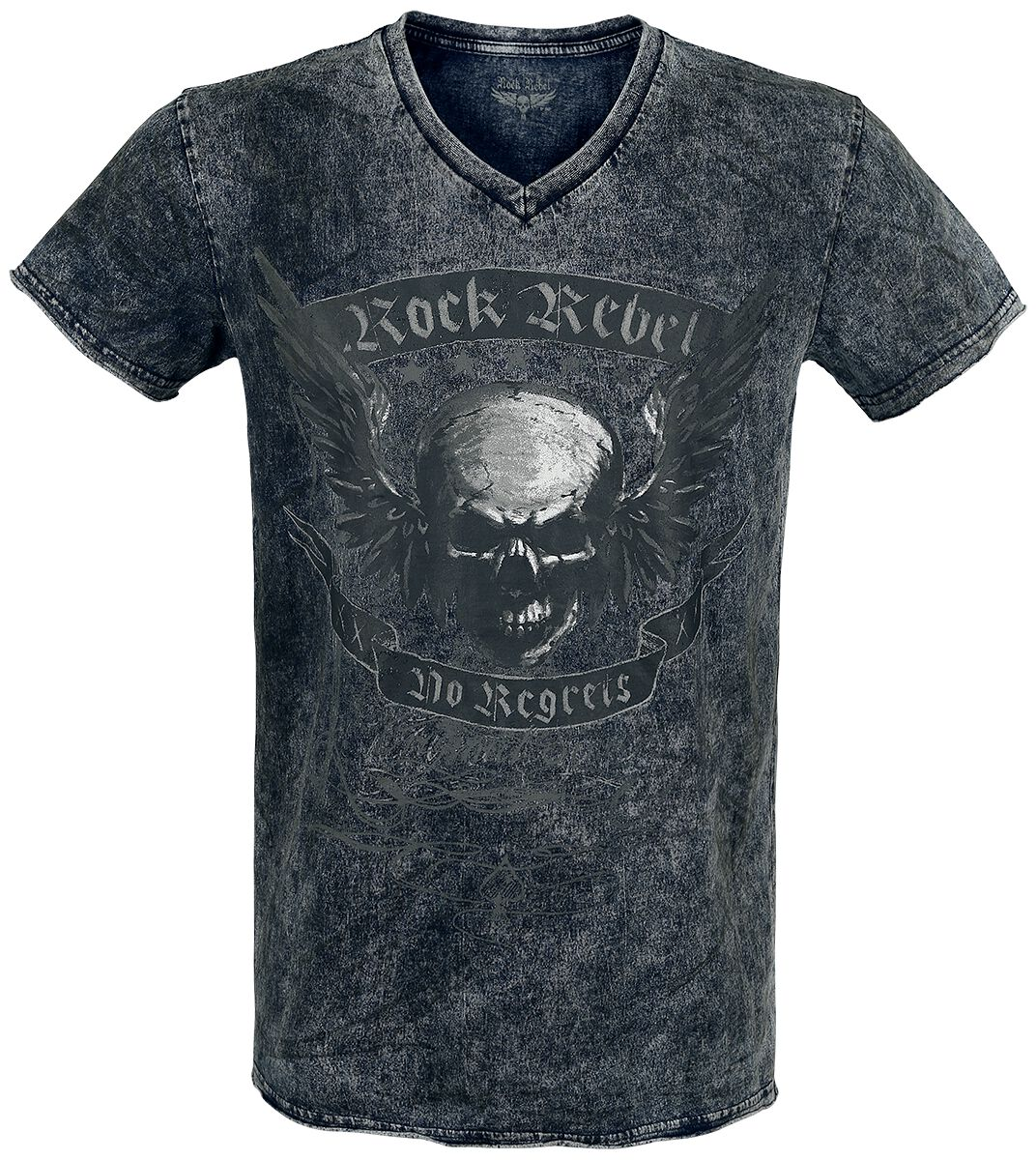 heavy soul rock rebel by emp t shirt emp. Black Bedroom Furniture Sets. Home Design Ideas