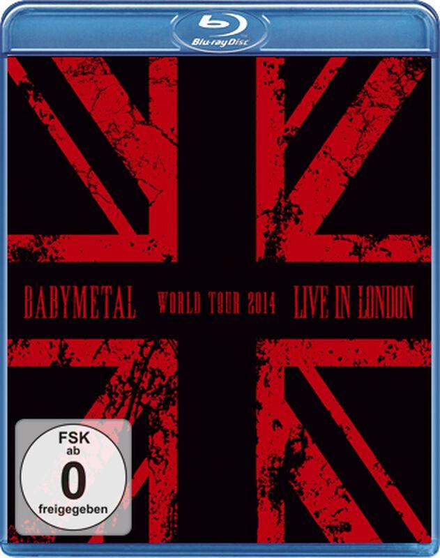 Live in London: Babymetal World Tour 2014