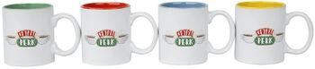 Central Perk Espressokopper, sæt