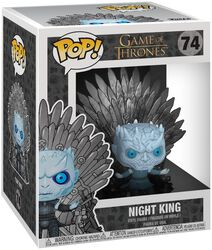 Night King Iron Throne (POP Deluxe) Vinyl Figure 74