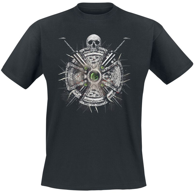 Celtic Cross Shield
