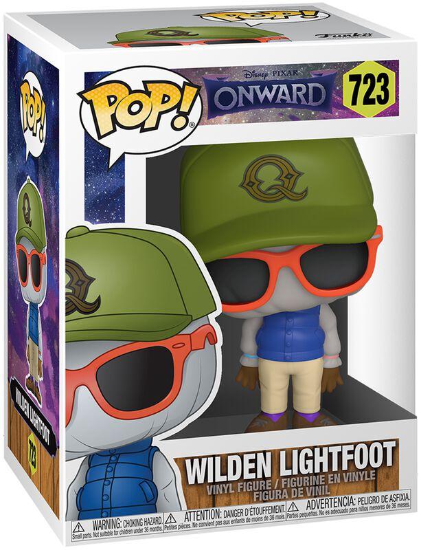 Wilden Lightfoot Vinyl Figure 723